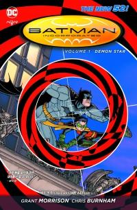 뉴 52 배트맨 주식회사 Vol. 1 데몬 스타