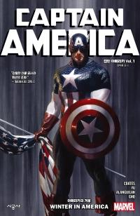 캡틴 아메리카 Vol. 1: 아메리카의 겨울