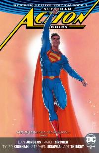 슈퍼맨: 액션 코믹스: 리버스 디럭스 ..